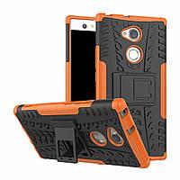 Чехол Armor Case для Sony Xperia XA2 H4113 / H4133 Оранжевый