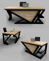 Стол в стиле Лофт LC-Delta One