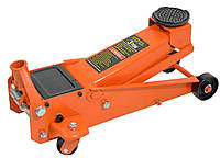 Автомобильный домкрат быстрый подкатной напольный 3 т Siker (домкрат швидкий підкатний підлоговий), фото 1