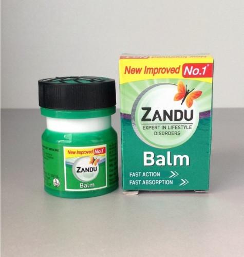 Zandu Balm Бальзам Занду