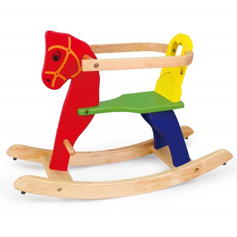 Качалка деревянная Лошадка Viga Toys 56163