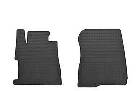 Коврики резиновые в салон Honda Civic 2013- седан передние (2 шт) Stingray 1008042