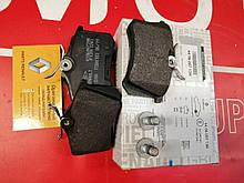 Колодки тормозные задние Renault Megane 3 (Original 440605713R)
