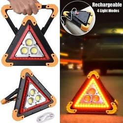 Прожектор фонарь аварийный знак остановки многофункциональный аварийка