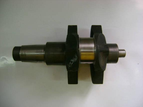 Коленвал двигателя KM130/138, фото 2