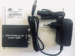 Адаптер HDMI - 3xRCA