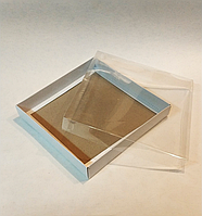 Подарочная коробка 200х200х30мм / уп-10шт