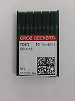 Иглы GROZ-BECKERT DBxK5 №90 (уп.10шт.)