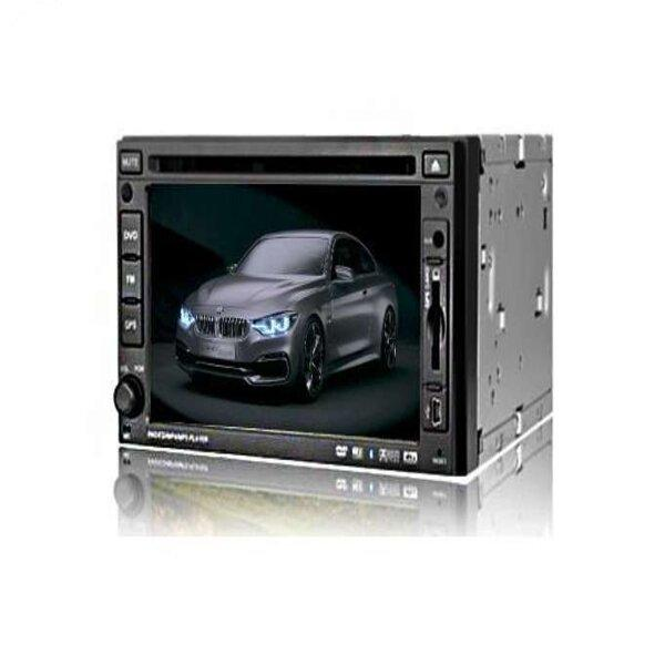 Автомагнитола 261 HD с сенсорным экраном