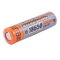 Акумулятор 18650, Greelite, 5800mAh, плоский плюс