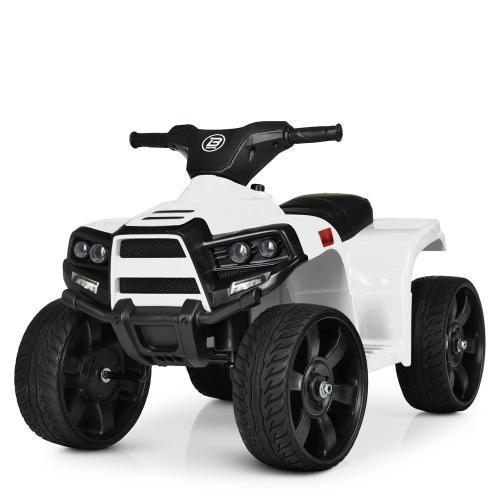 Квадроцикл детский M 3893EL-1 белый