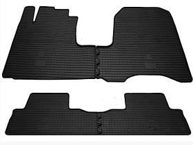 Коврики резиновые в салон Honda CR-V 2007-2012 (4 шт.) Stingray 1008054