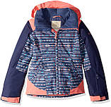 Гірськолижна куртка Roxy Little Sassy Girl для дівчаток 12 років 148-154см | Дитяча лижна \ сноубордична, фото 2