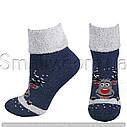 Носки оптом женские махровые с отворотом, фото 3