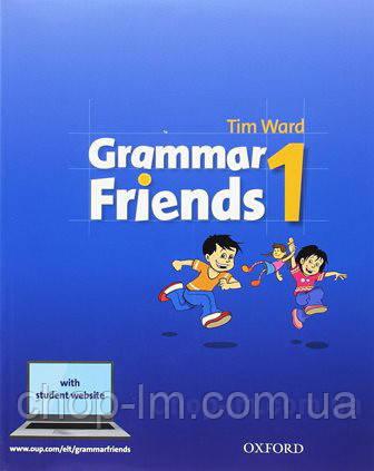 Grammar Friends 1 (грамматика по английскому языку), фото 2
