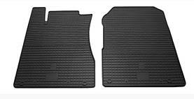 Коврики резиновые в салон Honda CR-V 2012- передние (2 шт.) Stingray 1008022