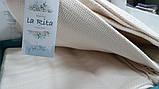 Покрывало Пике La Rita, BEIGE, фото 3