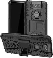 Чехол Armor Case для Asus Zenfone 6 / ZS630KL Черный