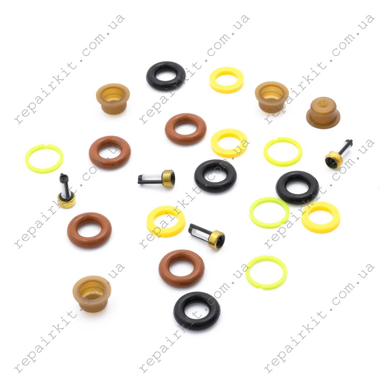 Ремкомплект форсунки впрыска топлива для Saab 900, 9000, 9-3 YS3D 0280150431