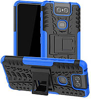 Чехол Armor Case для Asus Zenfone 6 / ZS630KL Синий