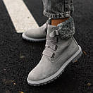 Женские UGG BOOT FUR GREY, фото 2