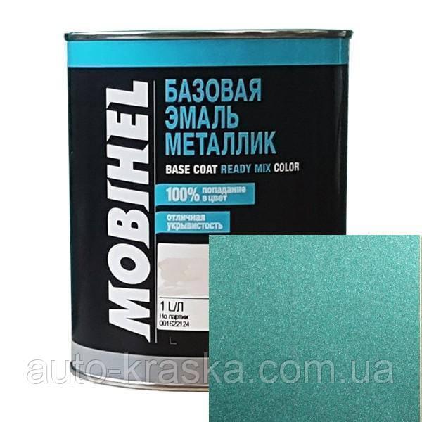 Автокраска Mobihel металлик 421 Афалина. 0.1л