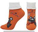 Шкарпетки оптом жіночі махрові з відворотом, фото 8