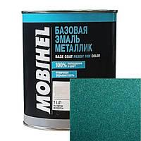Атокраска Mobihel металлик 385 изумруд 0.1л.