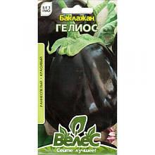 "Семена баклажана среднераннего ""Гелиос"" (0,3 г) от ТМ ""Велес"""