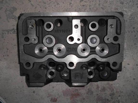 Головка блока цилиндров двигателя TY2100, фото 2