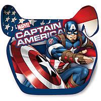 Автокресло бустер Капитан Америка (15-36 кг)