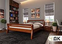 Кровать Ретро ковка высокое изножье