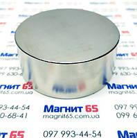 Неодимовый магнит диск D70*H30   сила сцепления 150 кг