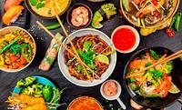 Азиатская кухня: яркая и  самобытная