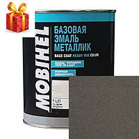 Автокраска Mobihel металлик 387 Папирус 1л.