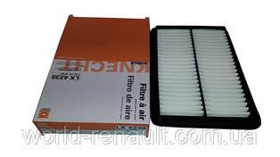 Фильтр воздушный на Рено Каджар 1.5 dCi, 1.6 dCi / MAHLE LX4239