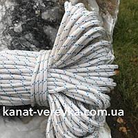 Веревка 6 мм - 100 м, шнур капроновый (полиамидный)