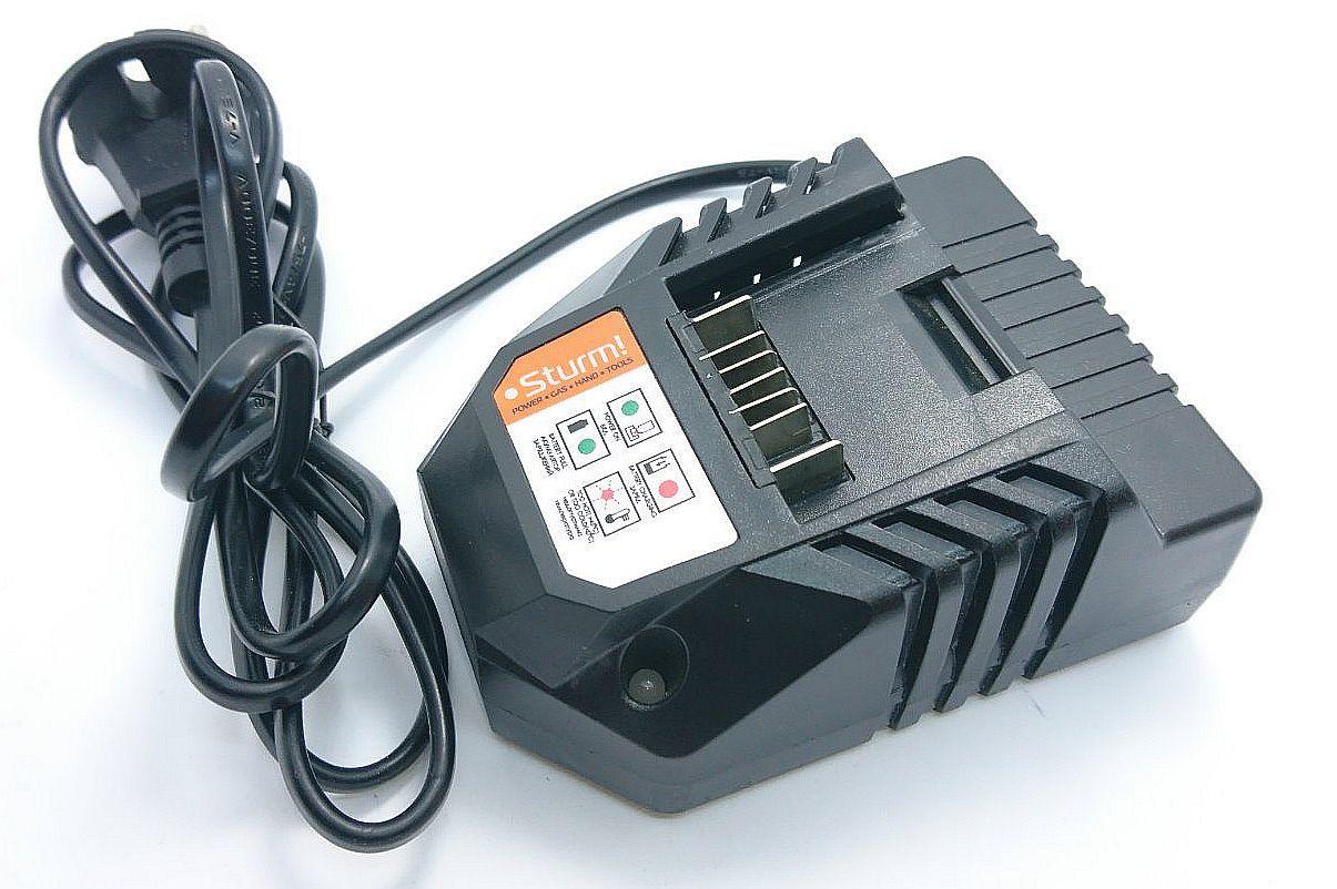 Зарядное устройство для шуруповерта CD3224LB (24 В) Sturm CD3224LB-46