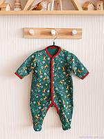 """Человечек на малыша """"Печеньки"""", размеры: 62,68,74,80, фото 1"""