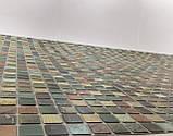 Панели ПВХ Регул Мозаика Античность зеленая, фото 3