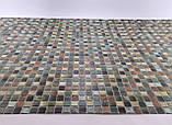 Панели ПВХ Регул Мозаика Античность зеленая, фото 5