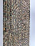 Панели ПВХ Регул Мозаика Античность коричневая, фото 2