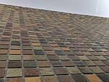 Панели ПВХ Регул Мозаика Античность коричневая, фото 3