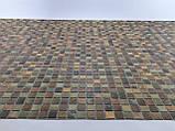 Панели ПВХ Регул Мозаика Античность коричневая, фото 5
