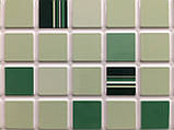 Панели ПВХ Регул Мозаика кофе зеленый, фото 4