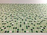 Панели ПВХ Регул Мозаика кофе зеленый, фото 5
