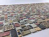 Панелі ПВХ Регул Мозаїка травентіно кориця, фото 4