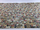 Панелі ПВХ Регул Мозаїка травентіно кориця, фото 6
