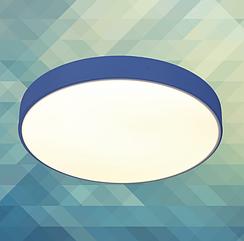 Светодиодная потолочная люстра Levistella 752L36 BLUE