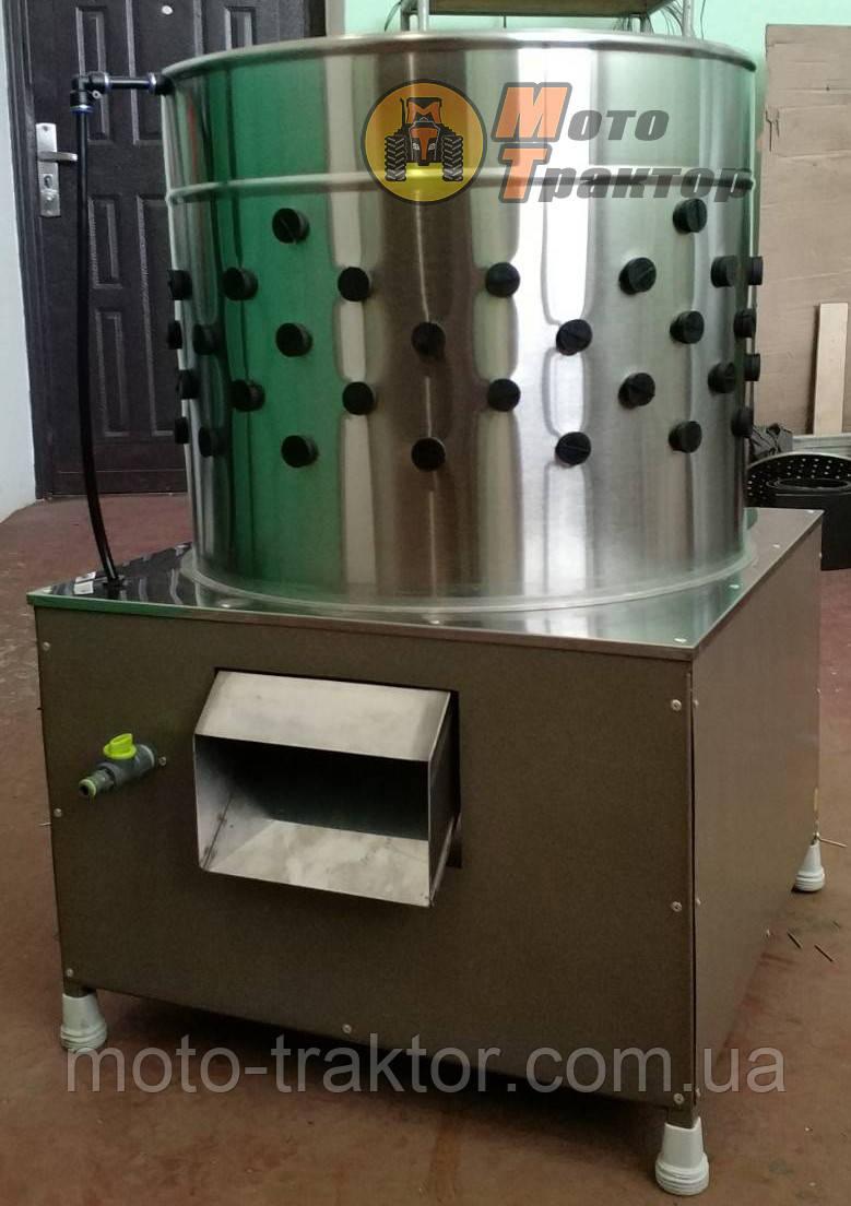 Машина для снятия пера бройлеров, кур, уток